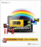 Wholesale quot IPS screen tablet pc android ainol novo Aurora II G Ram G HDD GHZ
