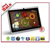 android tablet multitouch - quot Allwinner A13 Q88 tablet pc point capacitive Screen android4 MultiTouch GH