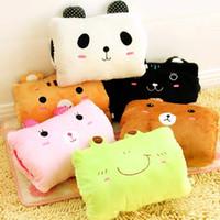 Cheap Cartoon Animal Plush Toys Pillows 6 Of Models EMS Mixed Shipments