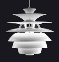 Wholesale Modern Loui Poulsen PH snowball Suspension Lamp Pendant Ceiling Light EMS SHIP