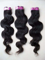Wholesale Hot Virgin Brazilian Remy Human Hair inch Body Wave Free Fast Shipping