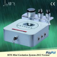 Wholesale zetta III portable Ultrasonic cavitation RF machine for Salon