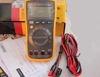 fluke multimeter - Fluke Digital Multimeters B F17B Fluke Multimeter Tester