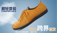 Wholesale New Recreational shoe leather shoes breathable men s oxfords breathable shoes