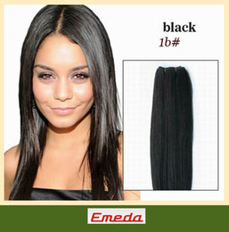 Wholesale Fast Shipping haigh quality remy Brazilian Virgin straight human Hair Weaving