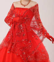 Lace  Sleeveless 2012 New Fashion Sexy Beads Lace Red Wedding Wraps Bridal Wraps Bridal Wrap Shawl Cape Bolero Jacket