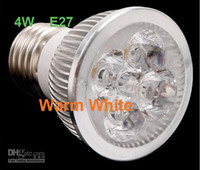 Wholesale Crazy LM W E27 V Led Bulbs Light Leds W Warm White Led Spotlights Lamp Leds Lighting
