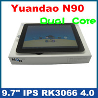 Wholesale Dual Core Dual camera YUANDAO N90 quot GHz IPSCapacitive HDMI Tablet MID Android