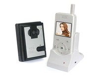Wholesale Home Wireless Inch TFT Night Vision Camera Video DoorPhone Intercom INS WDP03