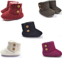 Wholesale Baby First Walker Shoes Girls pre walker Boot winter children kids boots B ljy