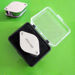 Wholesale NEW x21mm Triplet Jeweler s Loupe For Jewelry