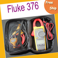 Wire Strippers & Crimpers   EMS free shipping Fluke 376 True-RMS AC DC Clamp Meter with iFlex