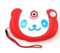 Less than 5.0MP cameras - Winfun new Happy Panda Digital camera Kids Camera Mega Pixel christmas gift for kids