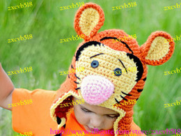 Wholesale 100pcs babys Caps crochet hat with flower baby crochet hats infant beanie Kid knitted cap newest
