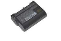 Wholesale 1piece mah New Full decode Battery EN EL15 ENEL15 Fit for D600 D7000 D800 D800E V1 V1 camera