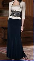 Wholesale Elegant Affordable Sheath Strapless Elbow Custom Satin Floor length Mother Of The Bride Dresses