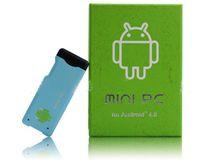 Bon Marché Wifi gros-Gros - 2012 Nouveau Android Mini PC IPTV Dongle Allwinner A10 PROCESSEUR 1 go de RAM 4 GO WiFi TV Stick Mini PC
