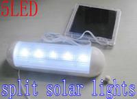 solar indoor light - LED solar indoor light split solar light corridor light bathroom light garden light passageway light