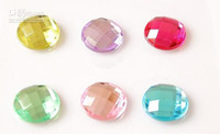 Wholesale crystal home button stickers bling diamond stickers for iphone IPAD