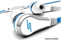 Wholesale SMS Audio Wired Street by Cent black Sync by Cent in Ear Wired Stereo with MIC