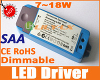Wholesale led dimmable driver W to W AC110V or AC240V Dimming power SAA CE RoHS Downlight LED transformer