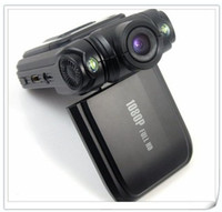 Wholesale 2012 HD Car DVR F8000 fps Car Camera Camcorder Ambarella Chip Video Recorder Degrees