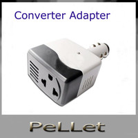 Wholesale DC to AC Converter Power Adapter Car Charger Inverter voltage converters