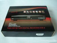 al por mayor azamerica-DHL liberan nueva llegada AZAMERICA S900HD receptor de satélite digital de PVR Nagra sintonizador de HD