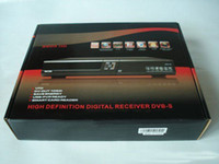 Wholesale DHL New arrival AZAmerica S900HD digital satelite receptor PVR Nagra hd tuner