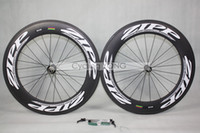 Wholesale carbon wheelsetZIPP carbon Wheelset T Tubular wheels mm super light