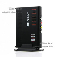 Wholesale Newest Arrival LCD TV MTV BOX Digital computer TV Program Receiver HDTV HD