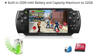 Wholesale JXD S602 Portable for PSP GBA Game console Android4 wifi direct fight HD Movie G with back camera