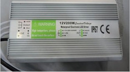 12V 200W LED Driver waterproof switching power supply