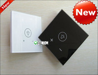 Wholesale 1 key wall Touch Dimmer switch touch switch dimmer switch with LED indicator