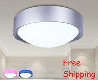 Wholesale LED Panel Light Ceiling Lamp Led to absorb dome light the modern dining room bedroom kitchen