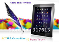 Wholesale Newest inch Android Tablet PC RK2918 GHz android capacitive touch GB RAM