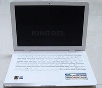 Wholesale Good Price quot Notebook Laptop Computer with Intel Atom D425 Ghz GB DDR3 RAM GB HDD Webca