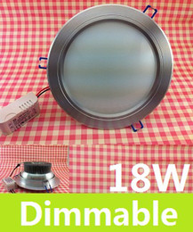 Wholesale Amazing Dimmable W X1W Led Downlight Fixture Lamp High Power Led Down Lights Warm White V