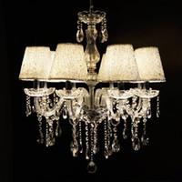 Wholesale vintage K9 Arms quot Crystal Chandelier Pendant Lamp light fixture HOT SELL