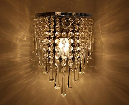 Wall Chandelier Light : Wholesale Vintage K9 Wall Crystal Chandelier Pendant Lamp Light Fixture HOT SELL from Simpleart ...