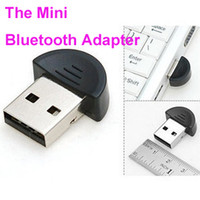 Wholesale The Minimum Bluetooth Adapter Computer Mini Usb Bluetooth Dongle Bluetooth Usb Adapter TMBH02