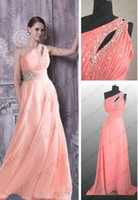 Wholesale Hot sale One Shoulder Evening Dresses Sweetheart Long Prom Gowns Dress Bridesmaid Dresses NM6490