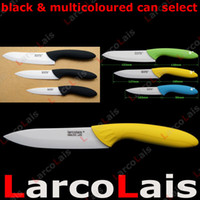 Wholesale 6 quot quot quot inch Fruit Knife inch Utility Knife inch Chef White Ceramic Knife Set