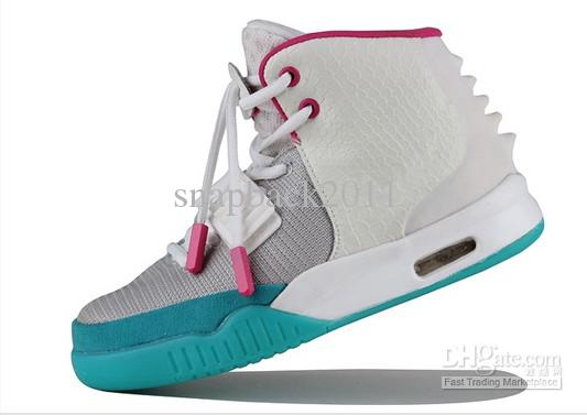White women's basketball shoes fashion girl's shoes Shoelaces together