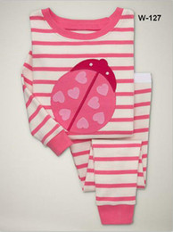Wholesale baby pajamas pajama suits baby tortoise PJ S more than designs
