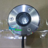 Wholesale BURIED LED Light W Underground garden light Waterproof DC V by China product