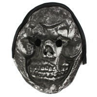 Wholesale Halloween carnival Masquerade Masks party face Horror Volto props for adult and kids horrific