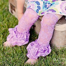 Pretty Girl leg warmers leggings NEW Lace Baby Leg Warmers,Ruffle leggings stockings for Girls,7 colours Tights Leggings socks for babies