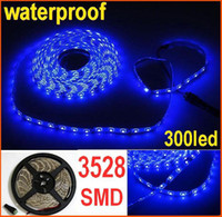 flat led rope light - 60led m High Quality Flexible LED Strip Light SMD waterproof blue LED flat rope lighting for Home Garden Wedding