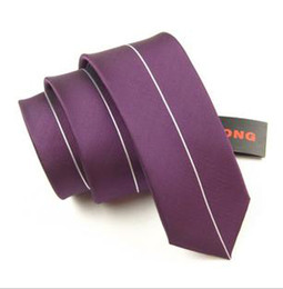 Wholesale Casual tie narrow tie small tie